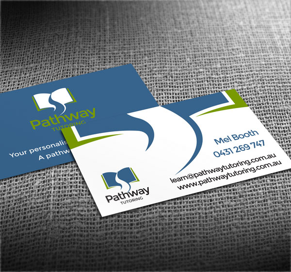 Pathway Tutoring Business Cards